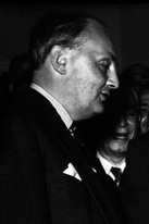 Sir Gladwyn Jebb: 24. Oktober 1945 – 2. Februar 1946. (U. S. Department of State, gemeinfrei)