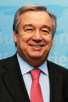 António Guterres: seit 2017. (Foto: Dutch Ministry of Foreign Affairs, CC BY-SA 2.0)