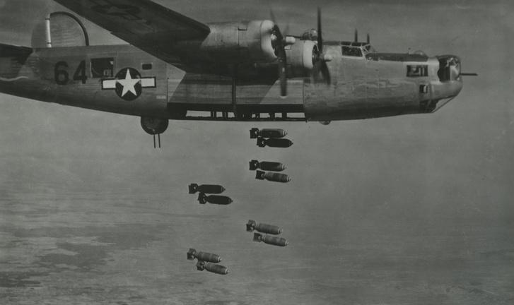 Erster Luftangriff Auf Deutschland