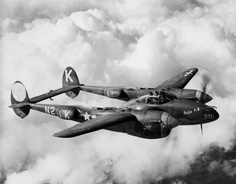 Lockheed P-38 Lightning. (Foto: U.S. Air Force)